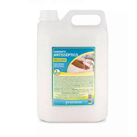 SABONETE PREMISSE ANTI-SEPTICO COM TRICLOSAN 0,5 % - 5 LITROS