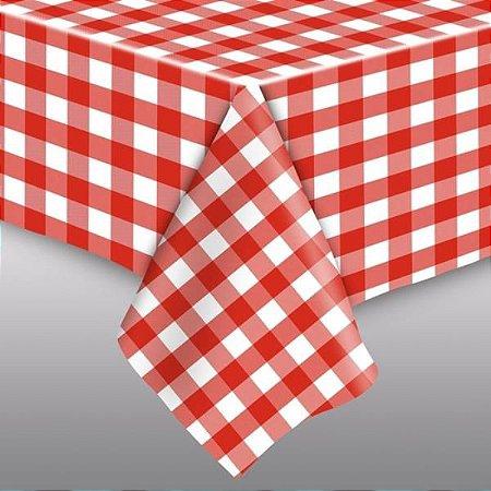 Toalha xadrez 1,35x1,35