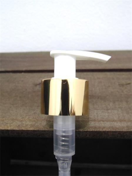 Valvula pump ouro/branca R28