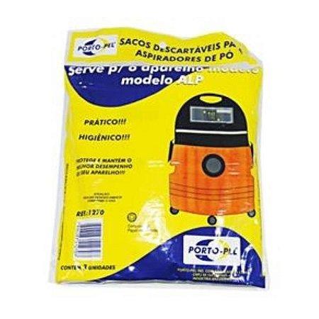 Saco aspirador lavor wash ALP SUPER AL12 / AL11 / AL10 - COMPACT - 3 und (REF.1270)