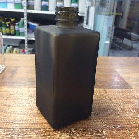 Vidro square 250ml fosco/irradiad