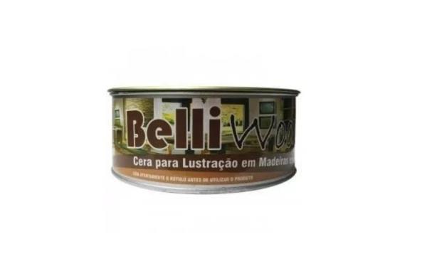 W&W Belli Wood cera em pasta 400gr Incolor