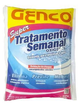 SUPER TRATAMENTO SEMANAL 400GR GENCO
