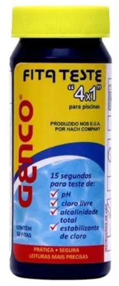 FITA TESTE C/50 FITA GENCO