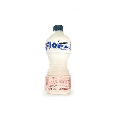 ALCOOL INSTITUCIONAL FLOPS 92 500ML