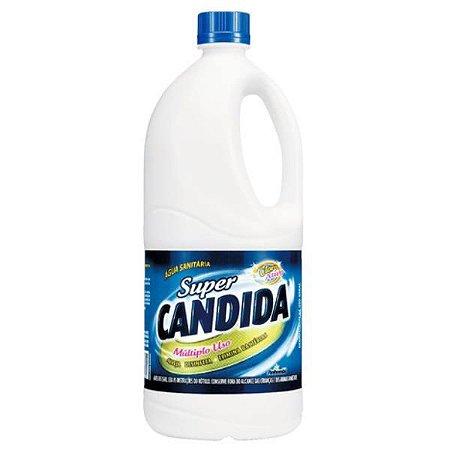 AGUA SANITARIA SUPER CANDIDA 2l