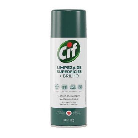 CIF Limpeza de Superfícies + Brilho 300ML