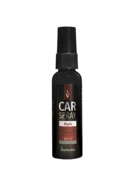 CAR SPRAY STYLE 60ML VIA AROMA