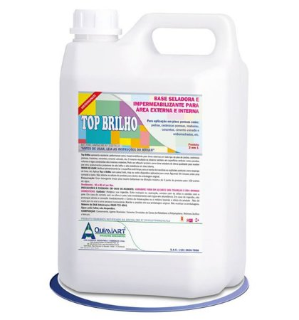 Top Brilho - Protetor acrílico Impermeabilizante p/ área externa 5L