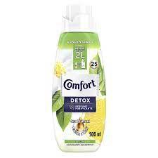 Amaciante Concentrado Detox Comfort 500ml
