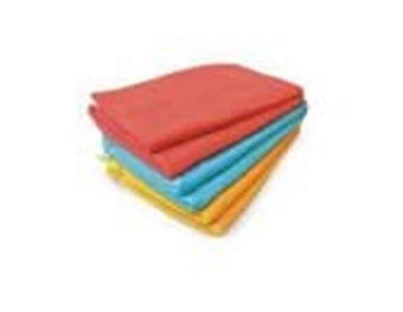 Saco Colorido Padrao Limpeza (50cm x 65cm) Novo Mundo