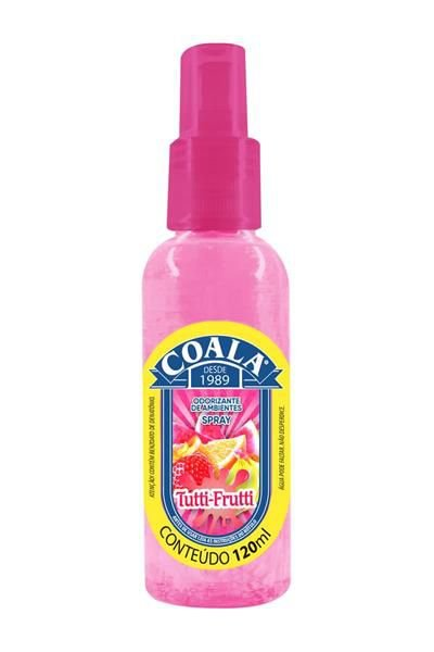 SPRAY COALA TUTTI FRUTTI 120ML