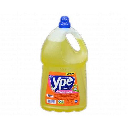 DETERGENTE LIQ YPE 5l NEUTRO