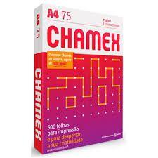 PAPEL CHAMEX A4 75g 500FL