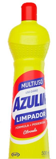 MULTIUSO AZULIM CITRONELA 500ML