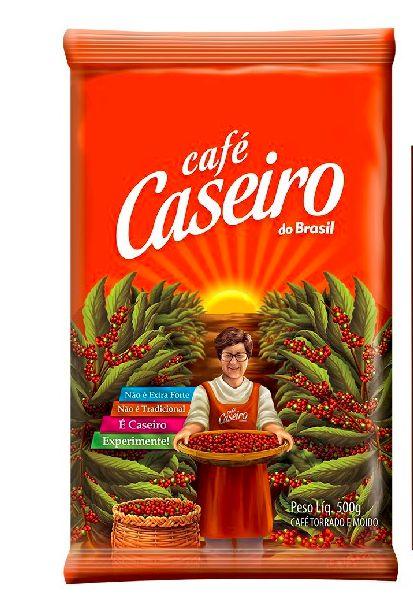 CAFE CASEIRO ALMOFADA 500g TRADICIONAL