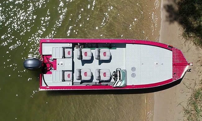 Barco Levefort Gran Apolus Freestyle Levedeck 600