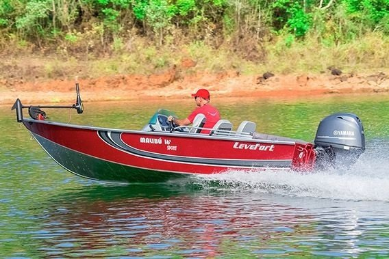 Barco Levefort Malibú Sport - Versões 16 e 17 - Orçamentos WhatsApp 16 98111.8340 - Raul.