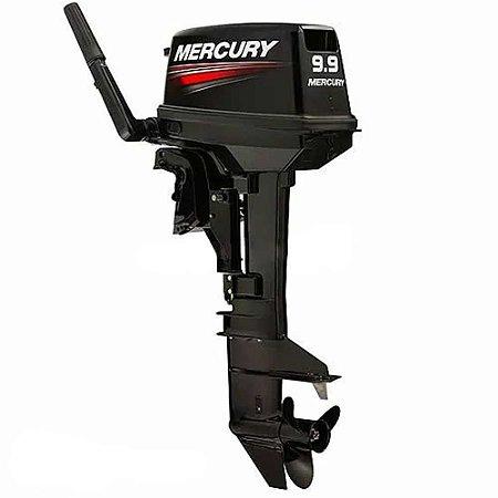 Motor de popa Mercury  9.9 HP 2T Preço Produtor Rural e PJ