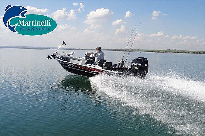 Barco Levefort Marfim Pescador - Versões 5.5 / 6.0 - Orçamentos WhatsApp 16 98111.8340 - Raul