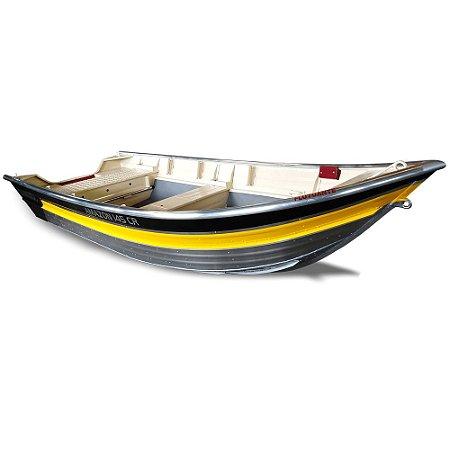Barco Uai Amazon 185 c/ refluxo