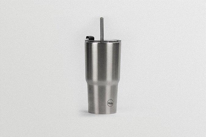 Copo Térmico Beezer SILVER 473ml