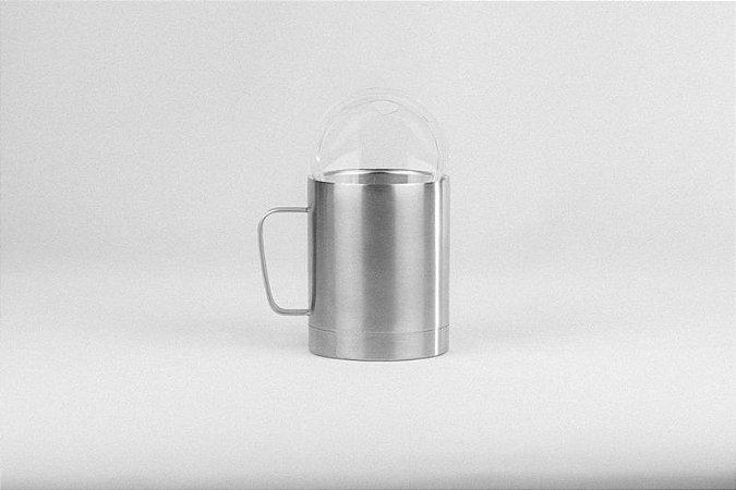 Caneca Térmica  Mugy 300ml Silver