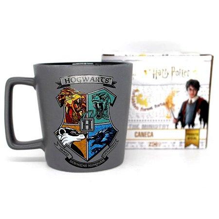 Caneca Buck 400ML Harry Potter Hogwarts