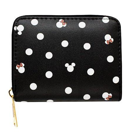 Carteira Mickey e Minnie