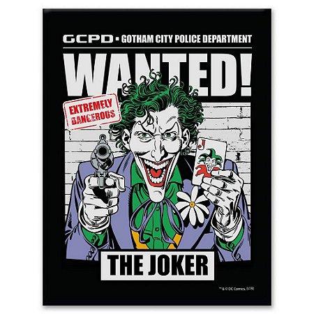 Quadro Tela Joker Wanted