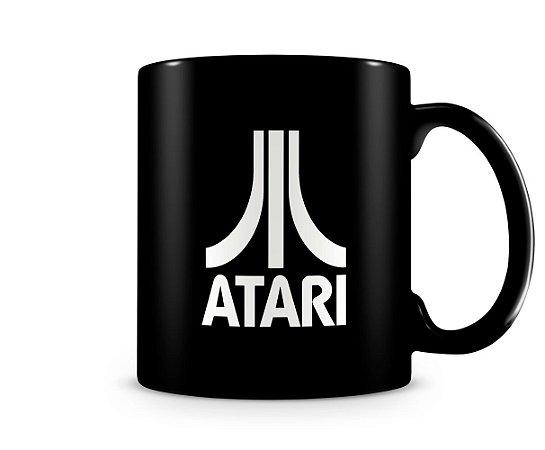 Caneca Atari Logo Black