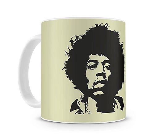 Caneca Jimi Hendrix The Best