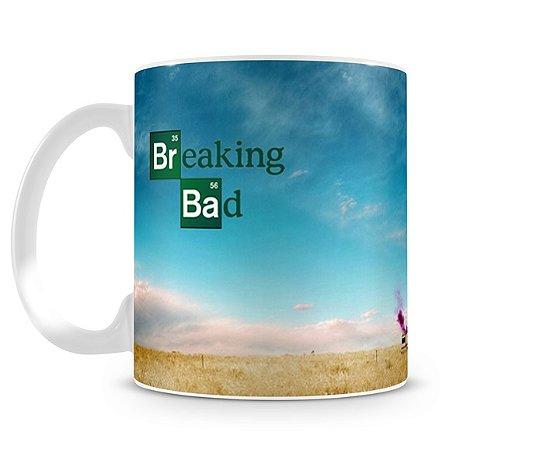 Caneca Breaking Bad Deserto