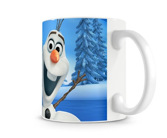Caneca Frozen Olaf