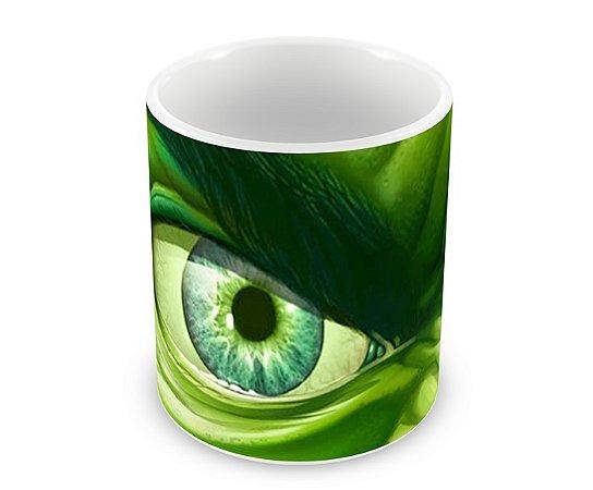 Caneca Hulk Olho