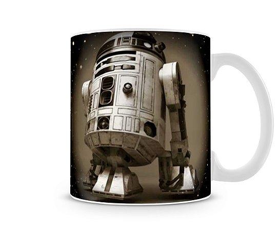 Caneca Star Wars R2D2 Aliança