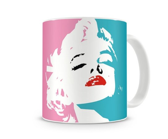 Caneca Marilyn Monroe