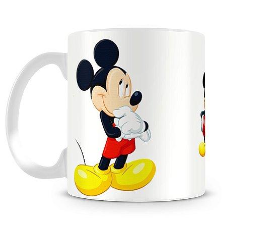 Caneca Mickey Happy