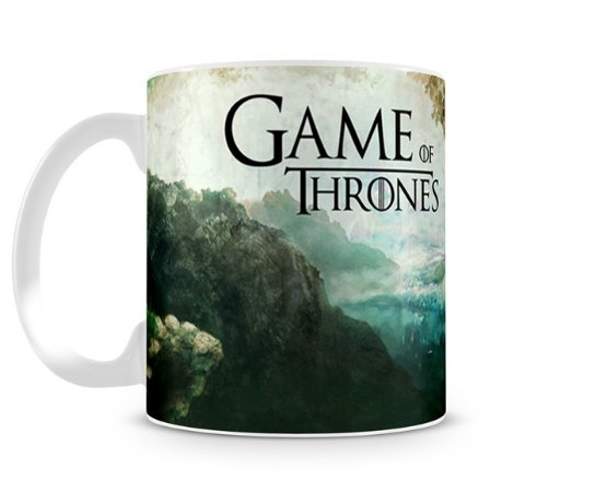 Caneca Game of Thrones Eddard Stark