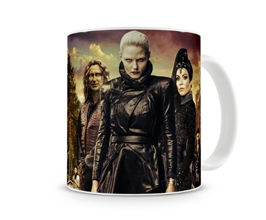 Caneca Once Upon a Time 5ª Temporada