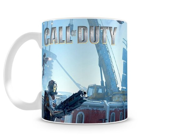 Caneca Call Of Duty Scene