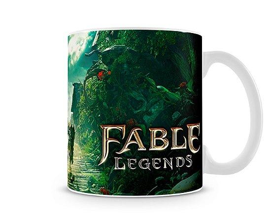 Caneca Fable Legends