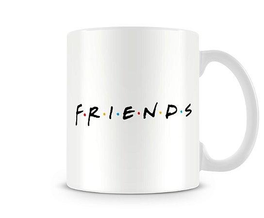 Caneca Friends Logo