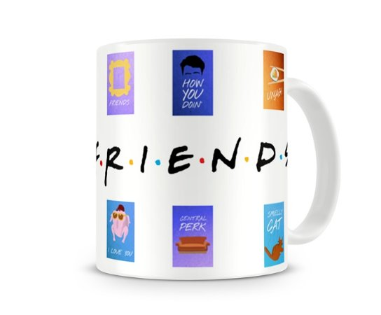 Caneca Friends Things