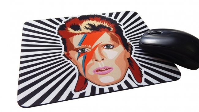 Mouse pad David Bowie
