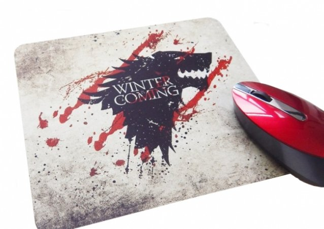 Mousepad Game of Thrones  Winter is Coming