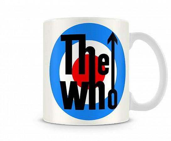 Caneca The Who Logo