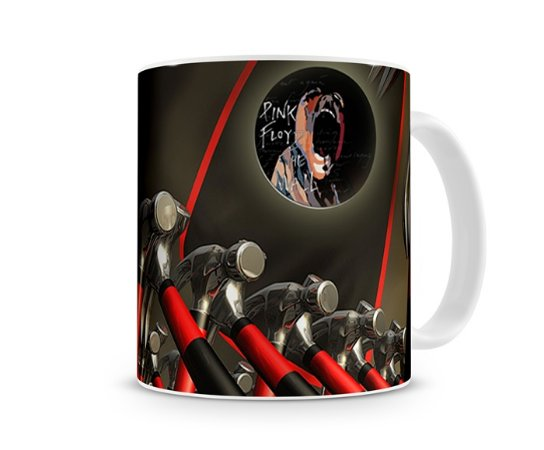 Caneca Pink Floyd The Wall Black