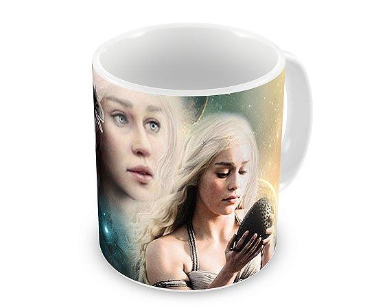 Caneca Game of Thrones Daenerys Targaryen II