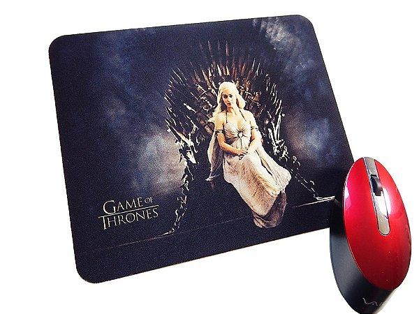 Mousepad Game of Thrones Daenerys Targaryen Throne